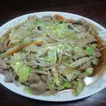 珍来 - 肉野菜炒め