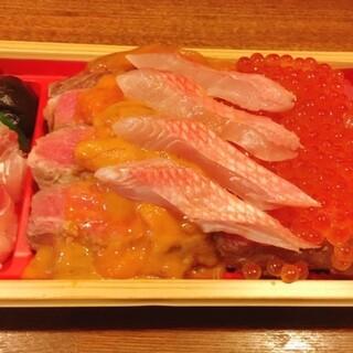 高級料亭・高級寿司店ご用達エゾバフンウニ