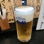 藤浪 - 生ビール