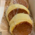 ホイホイ - メープルスフレパンケーキ 1,300円