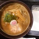弐庵 - 料理写真:濃いニボ