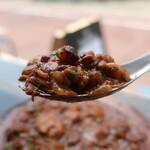 eL MamBo - 鹿とレンズ豆の煮込みリフトアップ