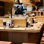 天ぷらと日本酒 明日源 - ポールポジション