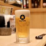 天ぷらと日本酒 明日源 - トリビー♪