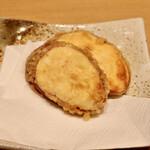 天ぷらと日本酒 明日源 - さつま芋