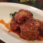 Caldo - 国産ホホ肉のトマト煮込み