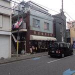新岩城菓子舗 - お店