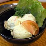 福よし - ポテサラ