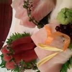 ベンガラ - オススメのまぐろ食べ比べ。