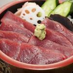 ほどがや千成鮨 - 鉄火丼