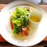 チッタ - 料理写真:前菜盛り合わせ