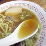 喜多方食堂 - スープカラー