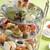 レストラン&ラウンジ eu - 料理写真:抹茶のアフタヌーンティー
