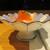 鮨 屋台 - 料理写真:鱒子の醤油漬け、そのままで