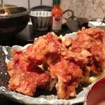Gyouzanabeachankitashinchi - 鶏の唐揚げ