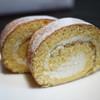 Michele - 料理写真:ロールケーキ、断面