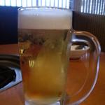 こないち - 生ビール