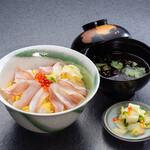 メトロポリタン松島 - 料理写真:のどぐろ炙り丼