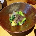 Shunsouyahiro - とり貝のぬた和え