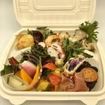 モトマチ ティモ - 料理写真:前菜ランチセット1500円