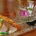 LA BRACE - 魚料理