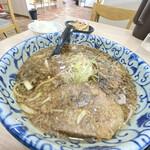 函館麺屋 四代目 - のうこうせあぶらしょうゆせっと