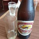 レストラン小清水 - 瓶ビ-ル