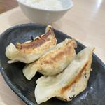 函館麺屋 四代目 - ぎょうざせっと