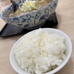 函館麺屋 四代目 - めし
