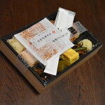 日本橋だし場 オベントー - かつおづくし弁当(1,200円)2020年5月