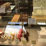 グランビィラジュ おおむら菓子舗 - 販売商品 訪問時期は1月下旬