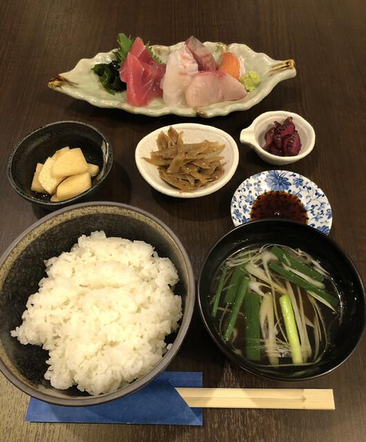 日本酒処 地花の料理の写真