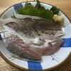 大衆酒場 増やま - 料理写真:あじ刺 ¥350 税別