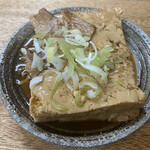 大衆酒場 増やま - 肉豆腐 ¥200 税別