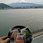 フジヤマクッキー - 料理写真:
