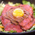 BOICHI - ステーキ&ローストビーフ丼 1280円