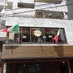 イタリア食堂 Ciao!! - 外観