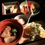 Hikariyahigashi - 四季点心弁当①