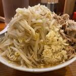 麺とび六方 - ラーメン野菜増し780円