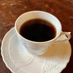 cafe 螢明舎 - おかわりで、ケアブレンドを(^^