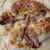 ル シズィエム サンス - 料理写真:タルト・フランベ(390円):セミドライトマト、チーズ、  グリーンオリーブ、クリームエスペ、黒胡椒、香草