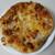 ル シズィエム サンス - 料理写真:タルトフランベ(360円):玉ねぎ、チーズ、クレームエスペ