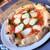 pizzeria e trattoria CERVO - 料理写真:pizzeria e trattoria CERVO@恵庭 スペシャルランチのピザ 斜め