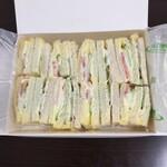 ラビアンローズ - サンドイッチ