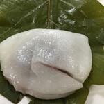 福栄堂 - 料理写真:かしわ餅