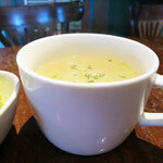 LITTLE PUFF - 玉子スープ