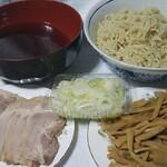 129928425 - ◆「つけ麺(温タレ)セット」