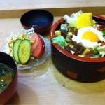 寿司辰 - あられランチ600円