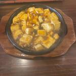 手包み餃子酒場CHANJA - おまけのミニ麻婆豆腐