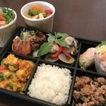 クルア・ナムプリック - 自宅でタイ料理フルコース御膳